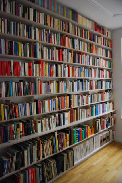 Regale Maßanfertigung Berlin-Bücherregal Holz