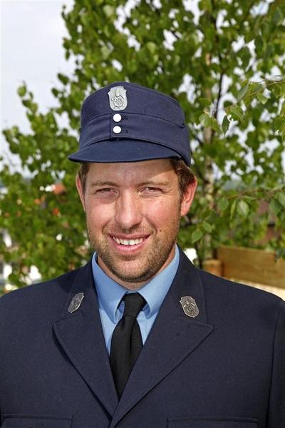 Michael Urban, 2. Kommandant der Freiwilligen Feuerwehr Herrnhausen