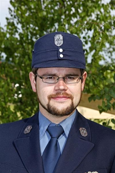 Nikolaus Urban, Vorsitzender der Freiwilligen Feuerwehr Herrnhausen