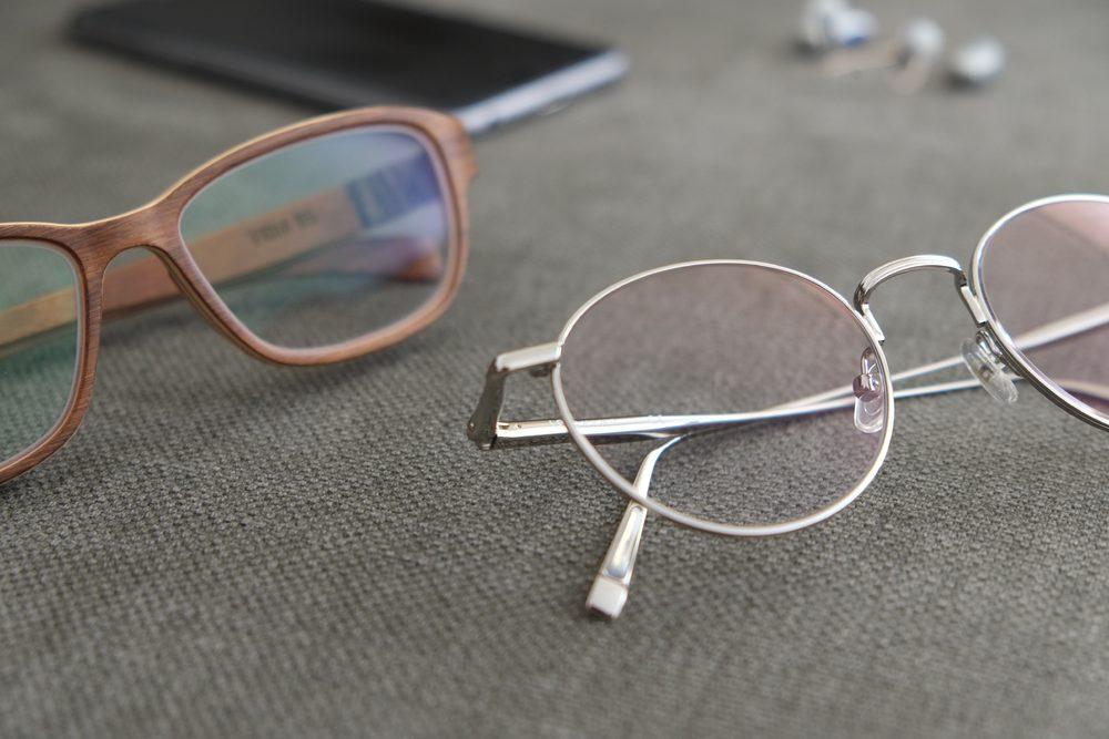 Brillenmodelle der Schule Optik in Meschede