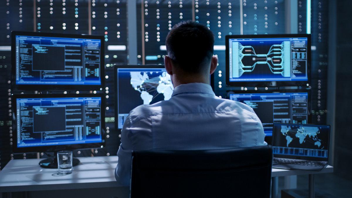Moderne Sicherheitsüberwachung