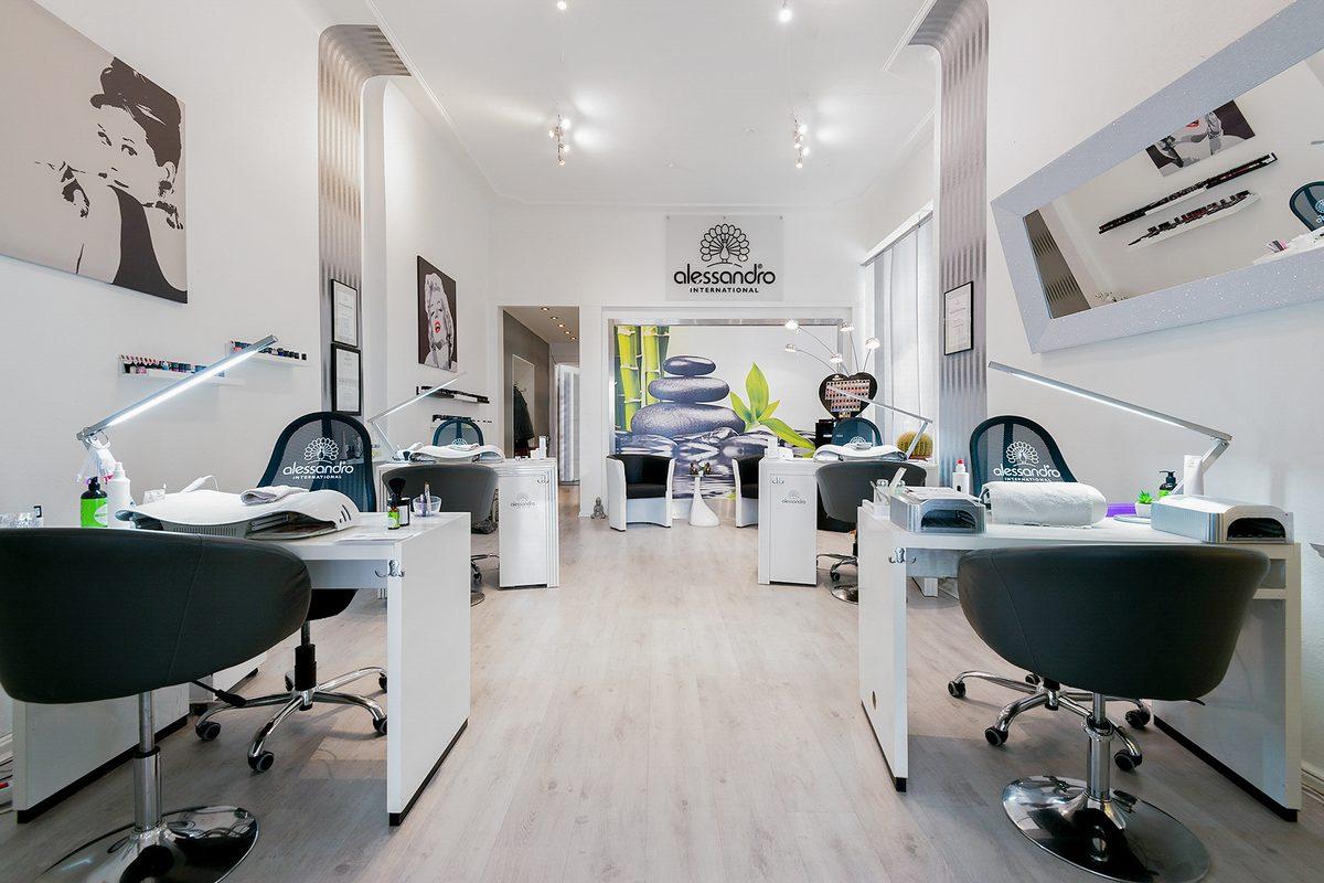 Beauty lounge salon