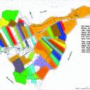Kartenblatt 1 Landflächen entlang der Haddebyer Chaussee