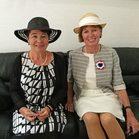 die beiden Damen Vorsitzenden