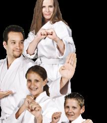 Kampfsport Damen, Herren, Familien