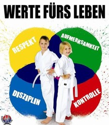 Kampfsport Kinder 6-13 Jahren
