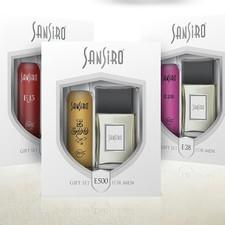 Sansiro Cosmetics - Gift Sets Men