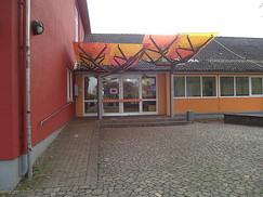 Spiellokal 1 (Aula, Schule Borchhöhe)