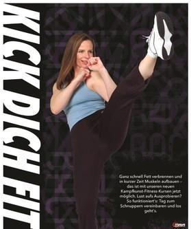 Kick dich Fit - Karate Sportprogramm für Damen