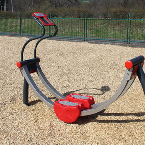 Out&Fit Ski-Trainer JFI-0901