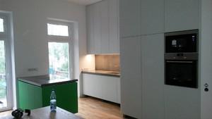 Küchenmöbel nach Maß-Küche weiß