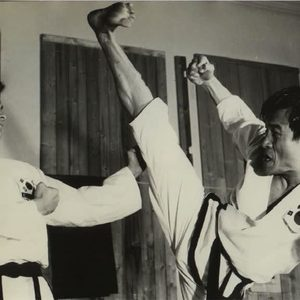 Kwon, Jae- Hwa im Jahr 1965 in München