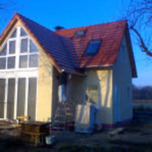 Fassade Einfamilienhaus