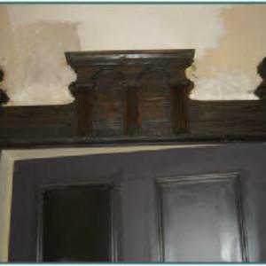 Restaurieren von alten Türen (Nachher)