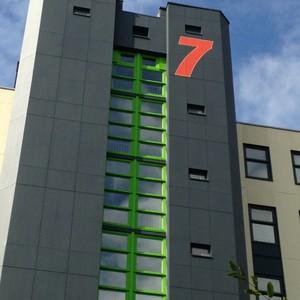 Fassade Leunaerstraße