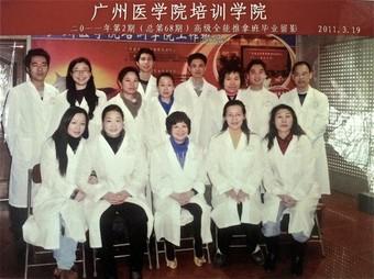 Fei Long - Ausbildung TCM