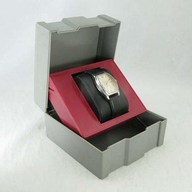 Luxury Plastic Men's Watch Box