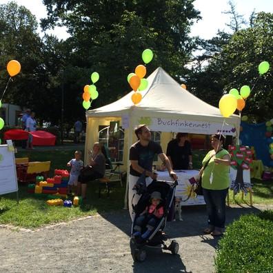 Familienfest im Schlosspark Usingen 2015