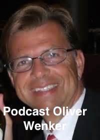 Podcast Oliver Wenker
