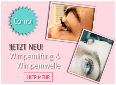 Wimpernschulung, Wimpernlifting, Wimpernwelle