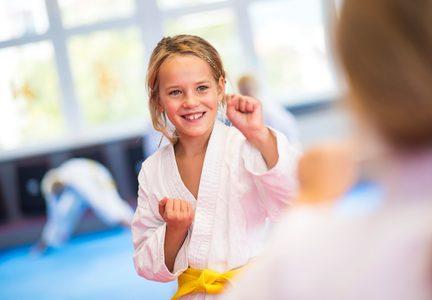 Kampfkunst, Kampfsport und Selbstverteidigung für Kinder in Jena, Weimar und Eisenberg