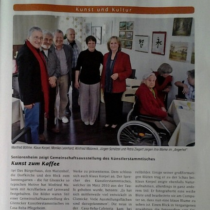 Glienicker Kurier September 2014