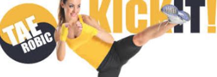 Kickit! Fitnessprogramm mit Taerobic und Karate