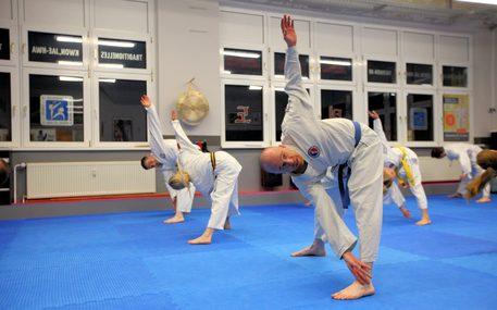 Erfolgreiche, Selbstbewusste und starke Kinder durch Kampfkunst und Kampfsport