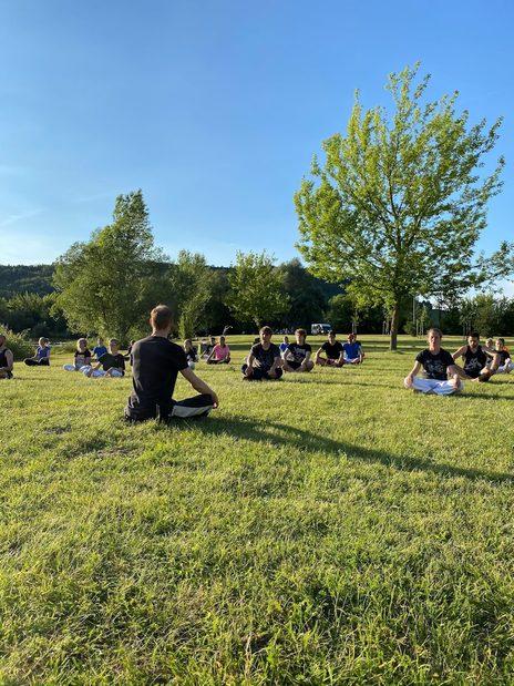 Trainingscamp Porstendorf 2020