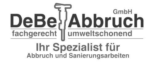 Ihr Spezialist für Abbruch- & Sanierungsarbeiten