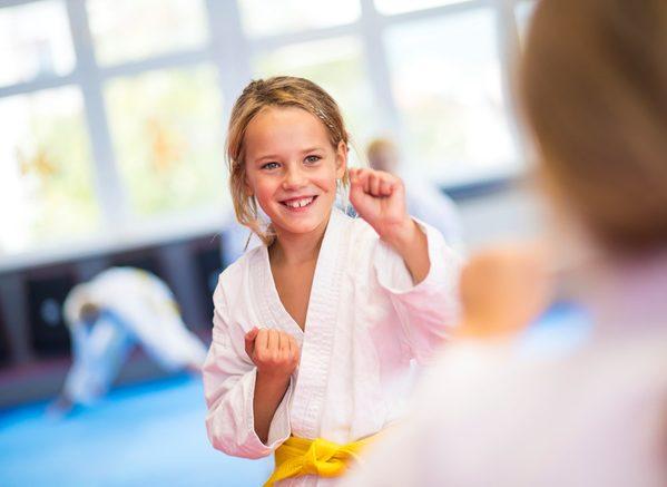 Kampfkunst und Kampfsport für Kinder und Jugendliche