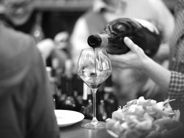 Dinner en blanc Party - Special Event im Weinheuer