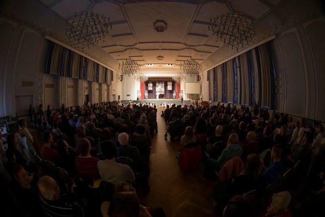 Erste Kampfkunst-Show im Schützenhaus Stadtroda im Januar 2019