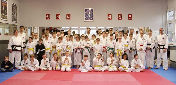 Teilnehmer der 4. BUDOSPORT.CLUB Meisterschaft in Jena
