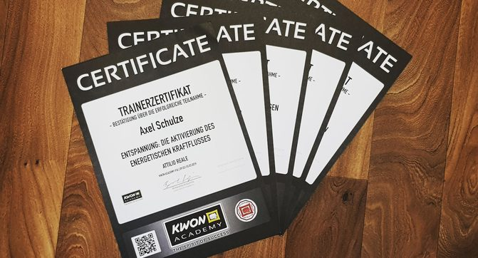 16. Kwon-Academy 2019 in Vierkirchen - Kampfkunst- und Kampfsportweiterbildung