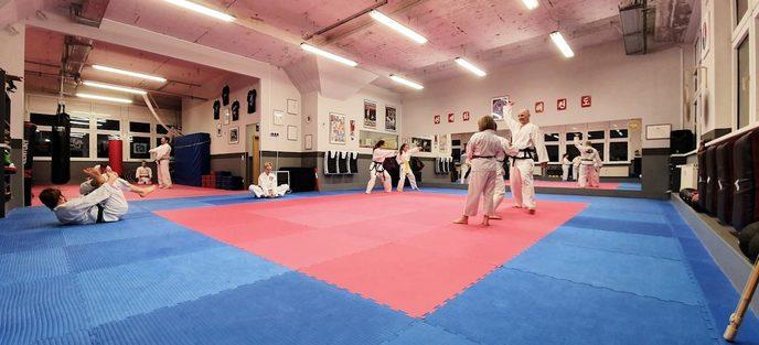 Freies Kampfkunst-Training für Jugendliche und Erwachsene in Jena