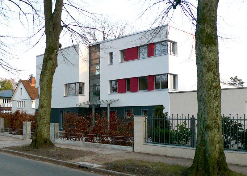 Neubau von Wohngebäuden in Hamburg