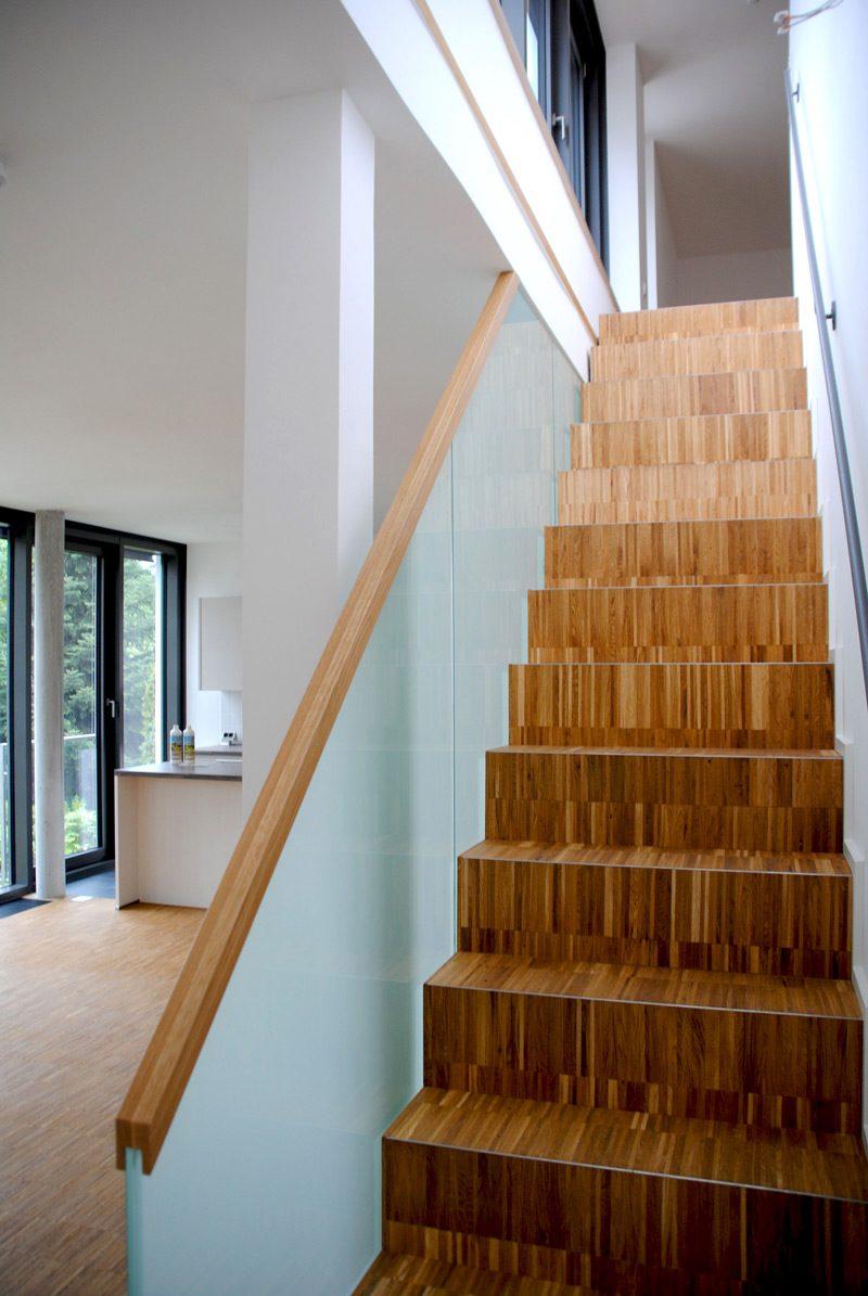 Innenausbau von Wohnungen Andreas Thomsen Architekten GmbH