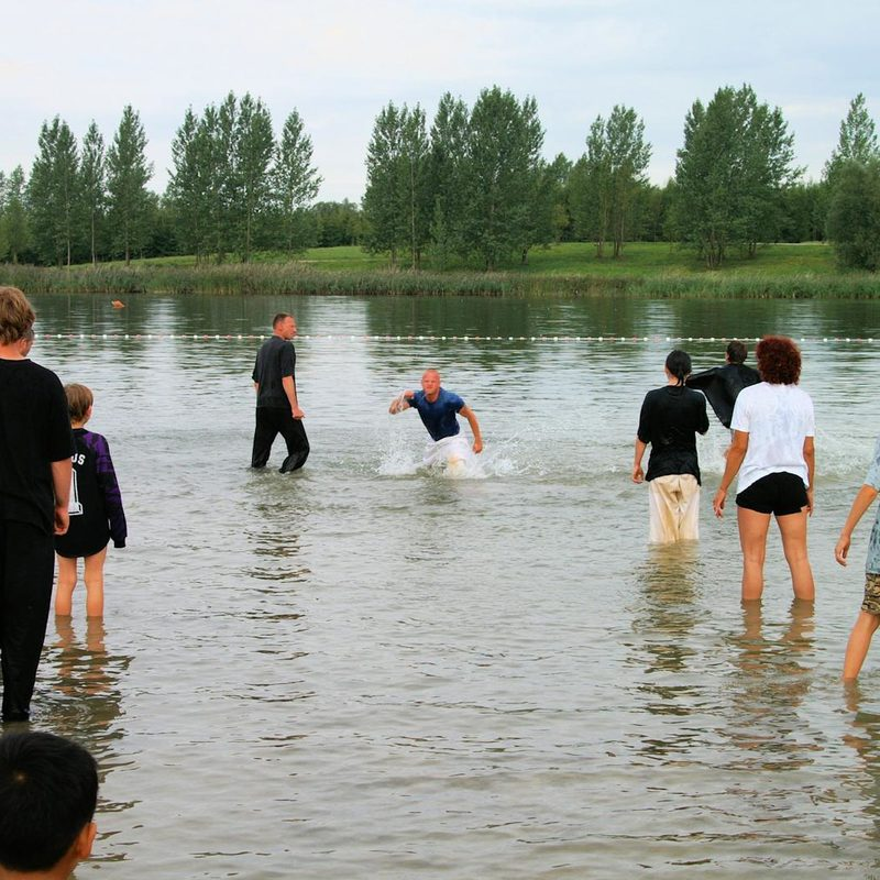 Ausdauer und Krafttraining im Wasser