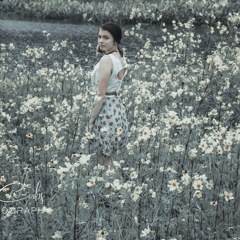 child-portrait-Gabby-flowers