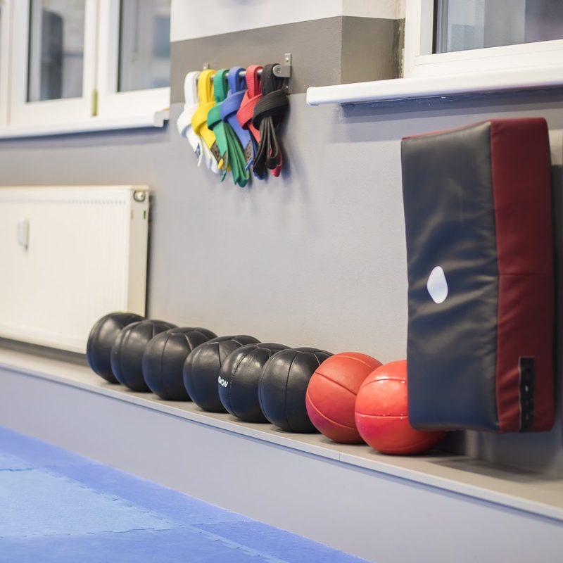 Trainingsgeräte zur Unterstützung unseres Functional Trainigs