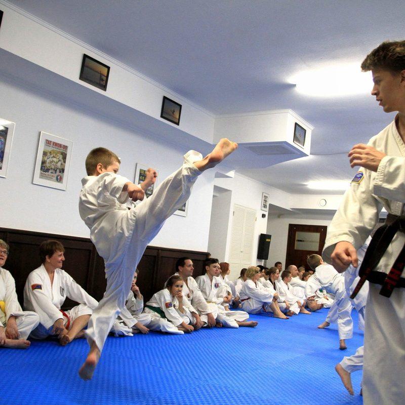 Kinder- und Jugendtraining in der Kampfkunstschule Weimar