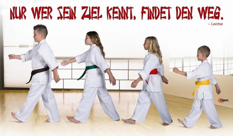 Selbstverteidigung und Selbstvertrauen für Kinder und Jugendliche im Karate