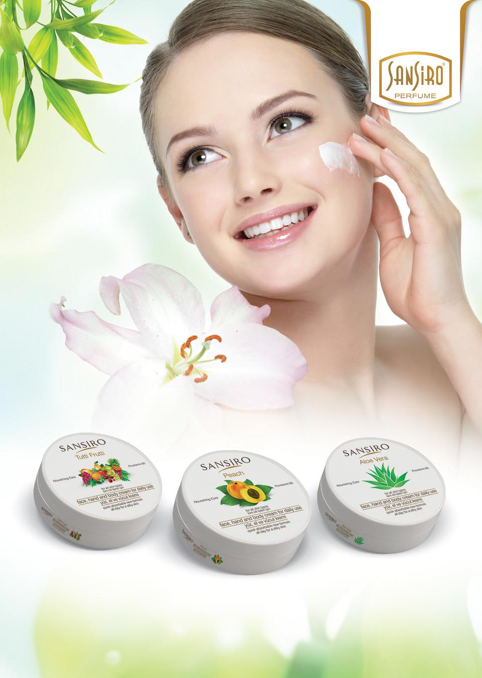 Sansiro Perfume - Sonstiges - Handcreme Aloe Vera