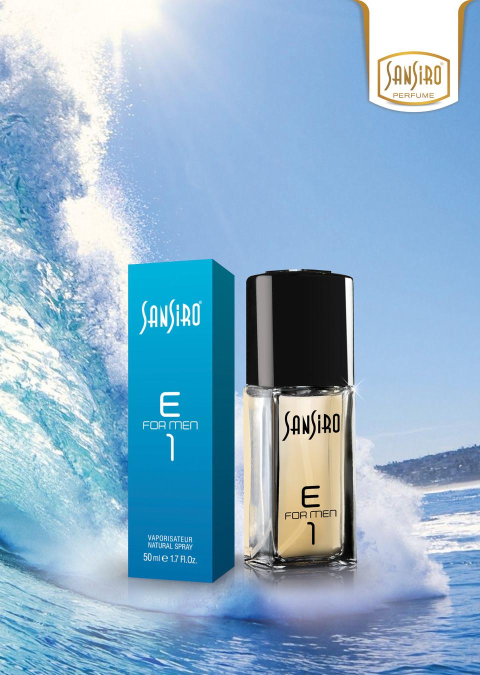 Sansiro Perfume - For Men - Fraiche Man (E1)