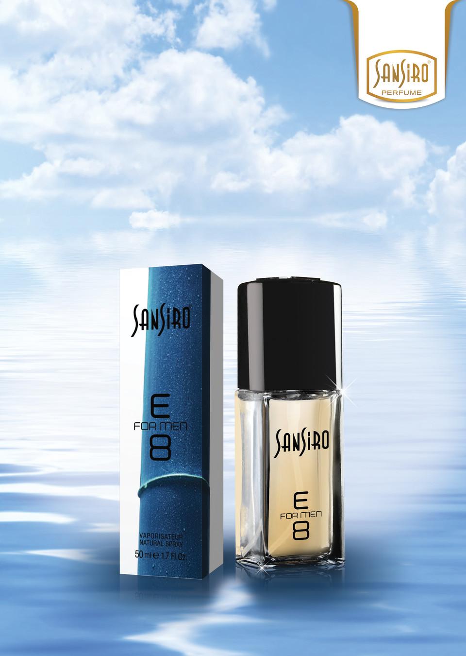 Sansiro Perfume - For Men - Lorenzo (E8)