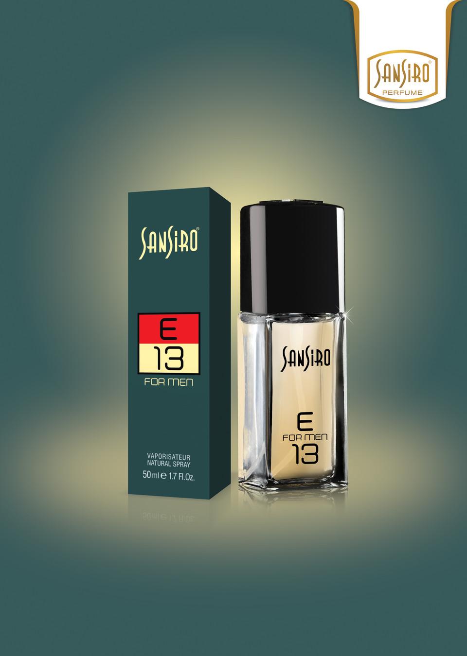 Sansiro Perfume - For Men - Togo (E13)