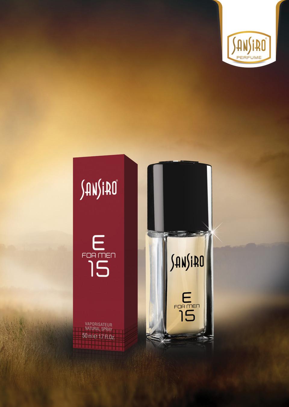 Sansiro Perfume - For Men - Berry Man (E15)