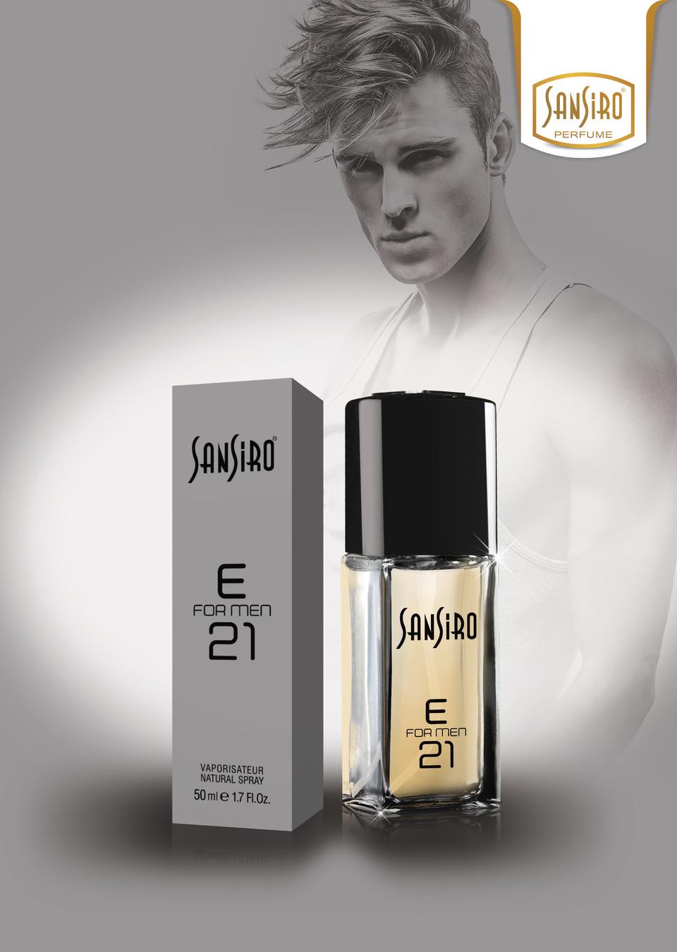 Sansiro Perfume - For Men - Homini (E21)