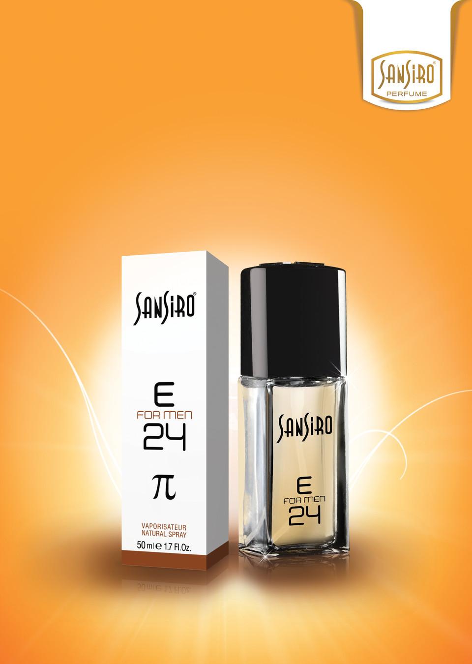 Sansiro Perfume - For Men - 3,14 (E24)
